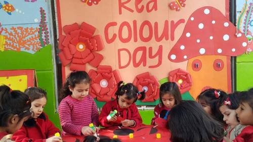 Red Color Day 2017